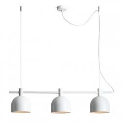 Beryl lampa wisząca biała 976E Aldex