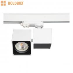Oprawa na szynoprzewód Vasto I GU10 biała Holdbox