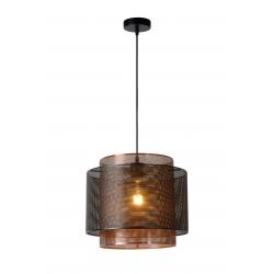Orrin lampa wisząca czarna 02404/01/30 Lucide