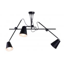 Arte lampa wisząca 1008E/1/L Aldex