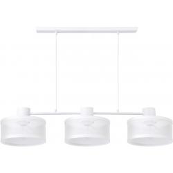 Bono lampa wisząca 31901 biała Sigma