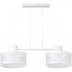 Bono lampa wisząca 31903 biała Sigma