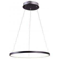 Lune lampa wisząca LED czarna 31-64653 Candellux