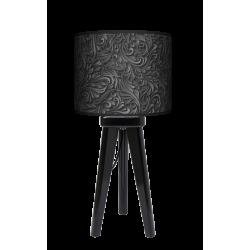Fotolampa Adore - lampa stojąca mała wenge