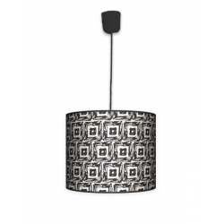 Fotolampa Awangarda - lampa stojąca mała orzech