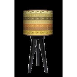 Afryka lampa trójnóg mała Fotolampy