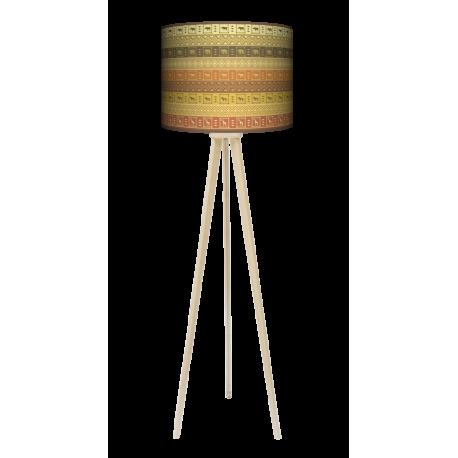 Afryka lampa trójnóg dużaa Fotolampy