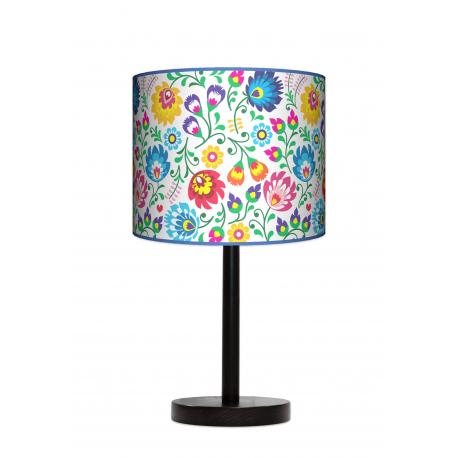 Fotolampa Folk - lampa stojąca mała calvados