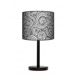 Fotolampa Pnącza - lampa stojąca mała buk
