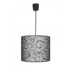 Fotolampa Pnącza - lampa stojąca mała orzech