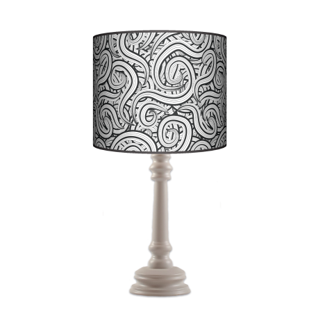 Pnącza Queen lampa Fotolampy