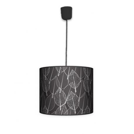 Czarny las lampawisząca mała Fotolampy