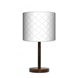 Fotolampa Elegancja - lampa stojąca mała calvados