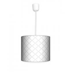 Fotolampa Elegancja - lampa stojąca mała orzech