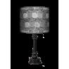 Grey Queen lampa drewniana Fotolampy