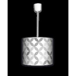 Fotolampa Light grey - lampa stojąca mała calvados