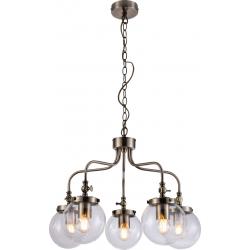 Ballet lampa wisząca patyna 35-70876 Candellux
