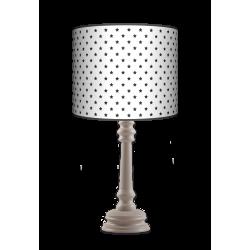 Fotolampa Gwiazdki - lampa stojąca mała buk