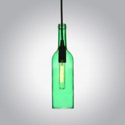 Butelka zielona lampa wisząca VT-7558 V-TAC