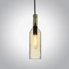 Butelka bursztyn lampa wisząca VT-7558-A V-TAC