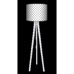 Gwiazdki trójnóg lampa drewniana duża Fotolampy