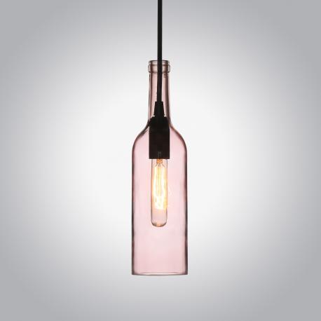 Butelka różowa lampa wisząca VT-7558 V-TAC