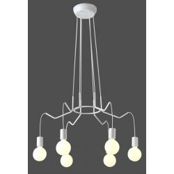 Basso lampa wisząca białaa 36-71026 Candellux