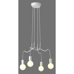 Basso lampa wisząca biała Candellux