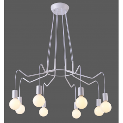 Basso lampa wisząca czarna Candellux