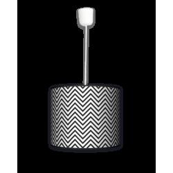 Fotolampa Modern - lampa stojąca mała wenge