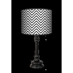 Modern Queen lampa drewniana Fotolampy