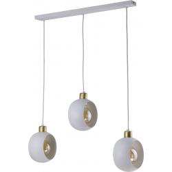 Cyklop White lampa wisząca biała 2743 TK Lighting