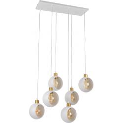 Cyklop White lampa wisząca biała 2746 TK Lighting