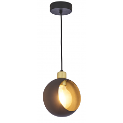 Cyklop Black lampa wisząca 2751 TK Lighting