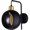 Cyklop Black kinkiet czarny 2750 TK Lighting