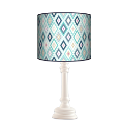 Ozdoba Queen lampa drewniana Fotolampy