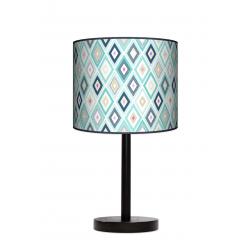 Fotolampa Ozdoba - lampa stojąca mała orzech