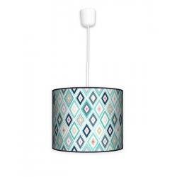 Fotolampa Ozdoba - lampa stojąca mała wenge
