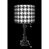 Pepitka Queen lampa drewniana Fotolampy