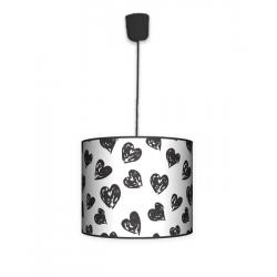 Fotolampa Serca - lampa stojąca mała calvados