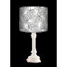 Truskawki Queen lampa drewniana Fotolampy