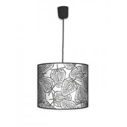 Fotolampa Truskawki - lampa stojąca mała orzech