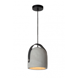 Copain lampa wisząca szara 20411/01/41 Lucide