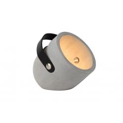 Copain lampa biurkowa szara 20511/01/41 Lucide