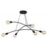Helix lampa wisząca czarna 2726 TK Lighting