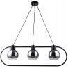 Linda lampa wisząca czarna 31891 Sigma
