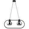 Linda lampa wisząca czarna 31892 Sigma