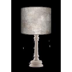 Stone Queen lampa drewniana Fotolampy