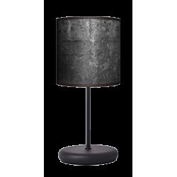 Black stone lampa stołowa EKO Fotolampy