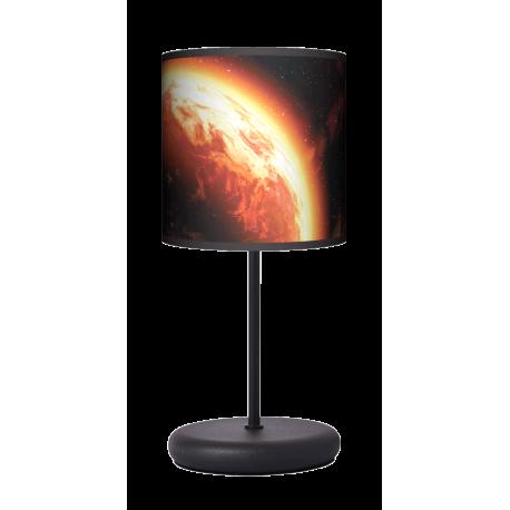 Słońce lampa stołowa EKO Fotolampy